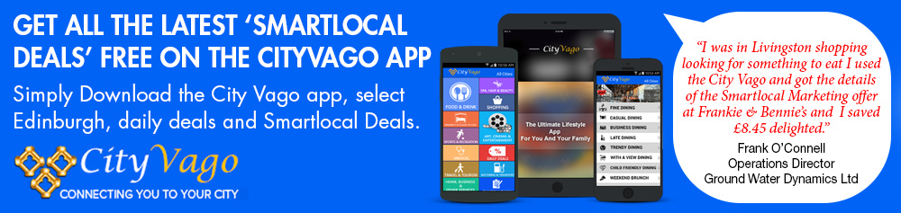 Get all the latest 'Smartlocal' Deals Free on the CityVago App